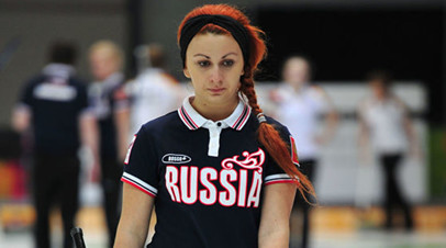 Сборная России стартовала с победы на ЧМ по кёрлингу в дабл-миксте