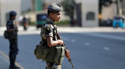 Власти Шри-Ланки введут режим ЧП