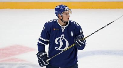 Шипачёв высказался о своём невызове в сборную России по хоккею