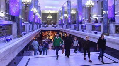 Акцию «Библионочь» в Москве посетили около 72 тысяч человек