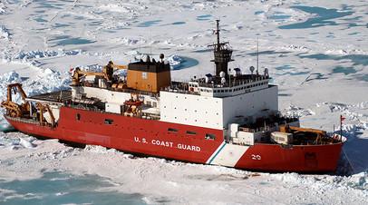 Ледокол Береговой охраны США Healy (WAGB-20)