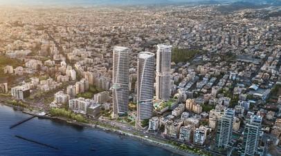 Новая глава «Трилогии»: на побережье Кипра появится уникальный проект недвижимости