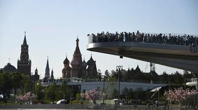 Синоптики рассказали опогоде вМоскве намайские праздники