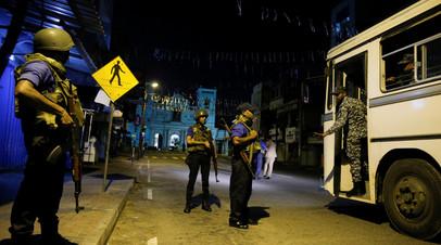 Генсек ООН предложил Шри-Ланке помощь в расследовании терактов
