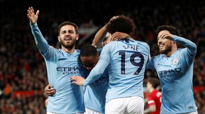 «Манчестер Сити» установил рекорд английского футбола, забив 157 мячей за сезон