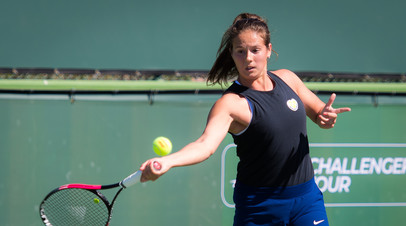 Касаткина не вышла в четвертьфинал турнира WTA в Штутгарте, проиграв Векич