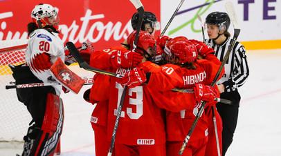 Минспорт признал удовлетворительными результаты женской сборной России по хоккею