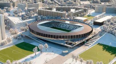 «Дом наших будущих побед»: «Торпедо» представило концепт реконструкции стадиона