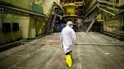 Третий блок Чернобыльской АЭС
