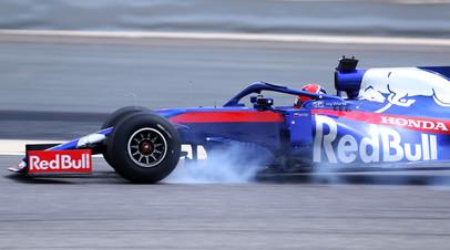 Квят показал шестой результат в квалификации Гран-при «Формулы-1» в Азербайджане