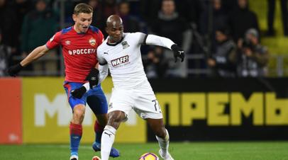 Бушманов назвал фаворита матча «Краснодар» — ЦСКА