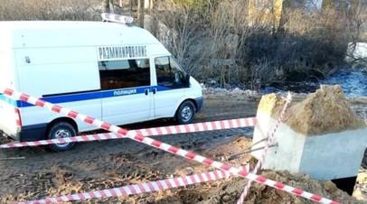 Опубликовано видео с места взрыва в Петербурге