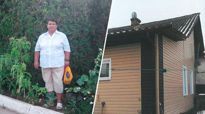 В Курской области власти намерены снести дом, который на свои деньги отремонтировала пенсионерка