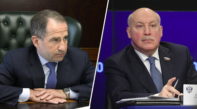 Мезенцев вместо Бабича: Путин назначил нового посла России в Белоруссии