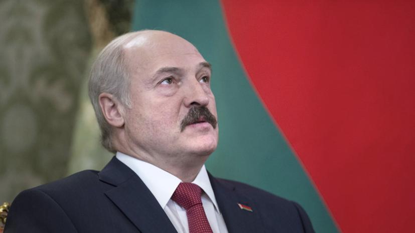 Лукашенко уволил замгоссекретаря Совбеза за «дискредитирующие проступки»