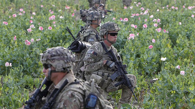 «Принципиально сохранить присутствие»: почему США больше не собирают данные о зонах контроля в Афганистане