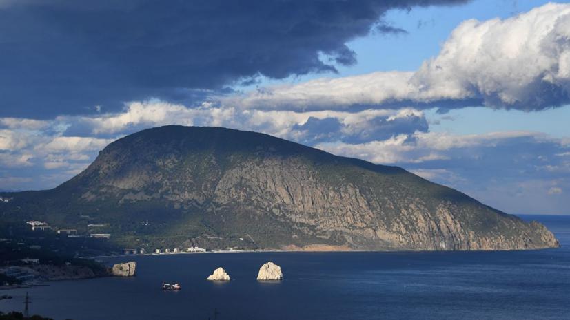 В Крыму объявили высокую пожарную опасность на 1 и 2 мая
