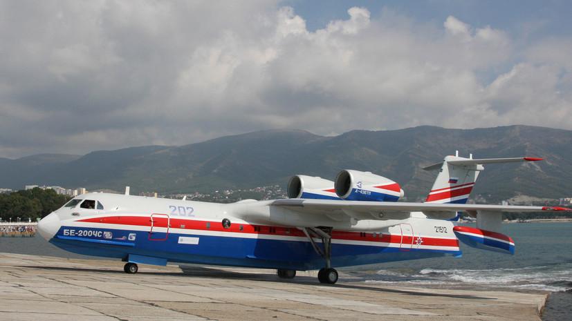 «Огромный модернизационный ресурс»: каким потенциалом обладают отечественные самолёты-амфибии