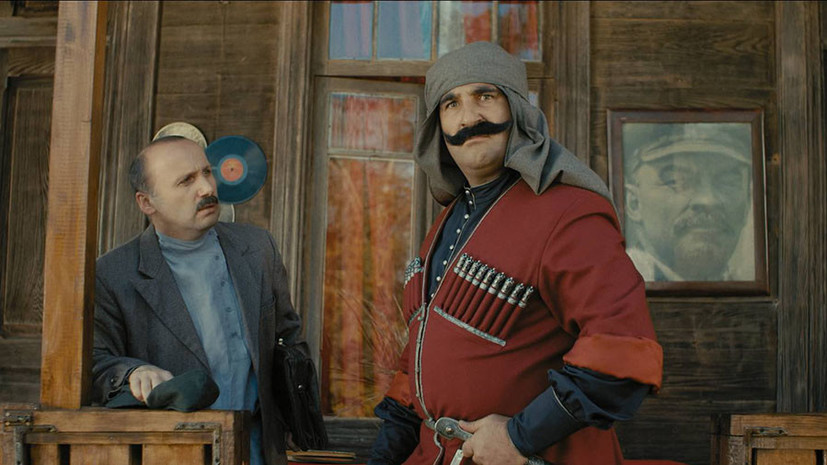 Кино для всей семьи: в российский прокат выходит комедия «Спасибо деду за победу»