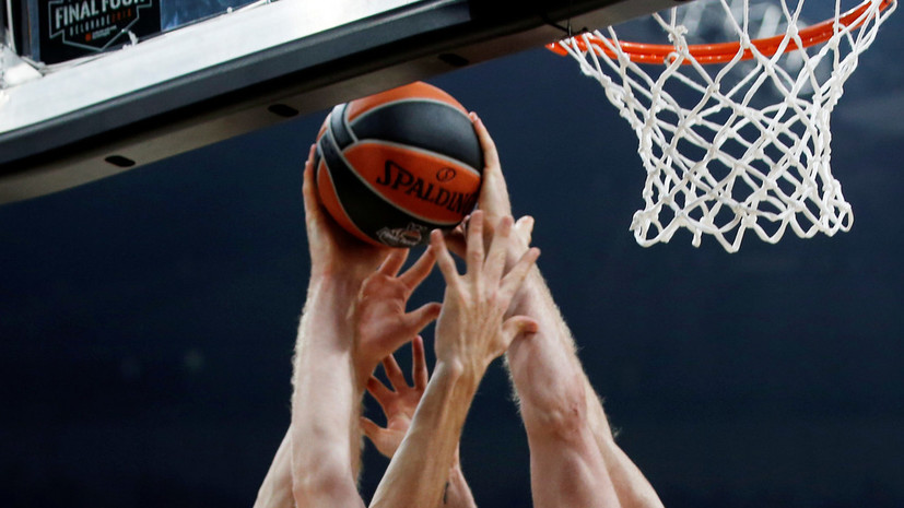3a181fdd Определились участники «Финала четырёх» баскетбольной Евролиги — РТ ...