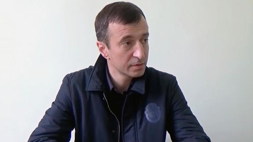 Суд арестовал министра экономики Дагестана на два месяца