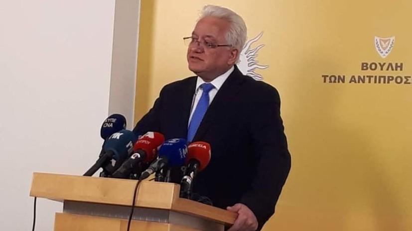 Министр юстиции Кипра покидает пост из-за дела о серийном убийце