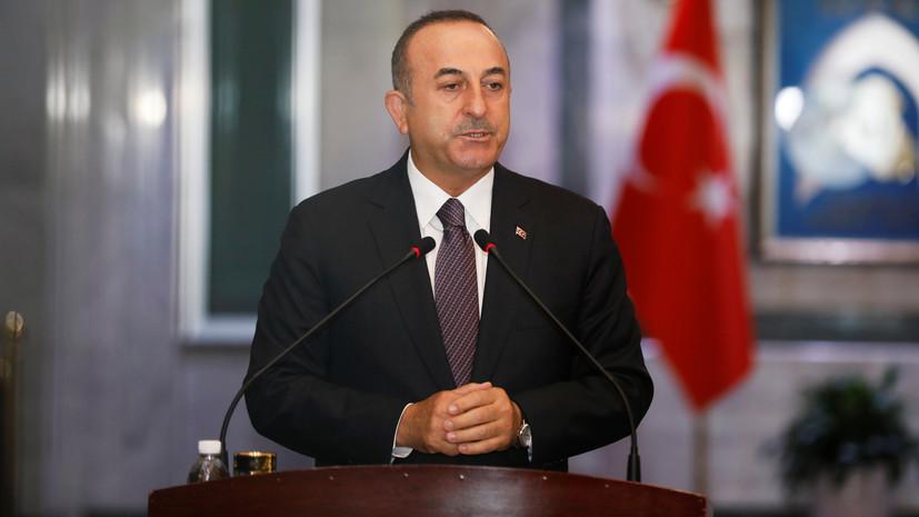 Турция пригрозила закрыть авиабазу для военных США