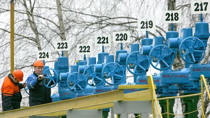 Чистая российская нефть поступила на границу с Белоруссией по «Дружбе»