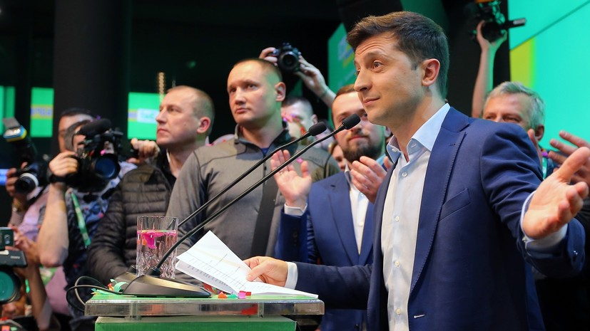 «Думаем о фишечках»: в штабе Зеленского рассказали о подготовке к его инаугурации