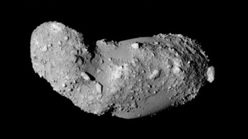 С доставкой на Землю: учёные обнаружили воду на астероиде Итокава