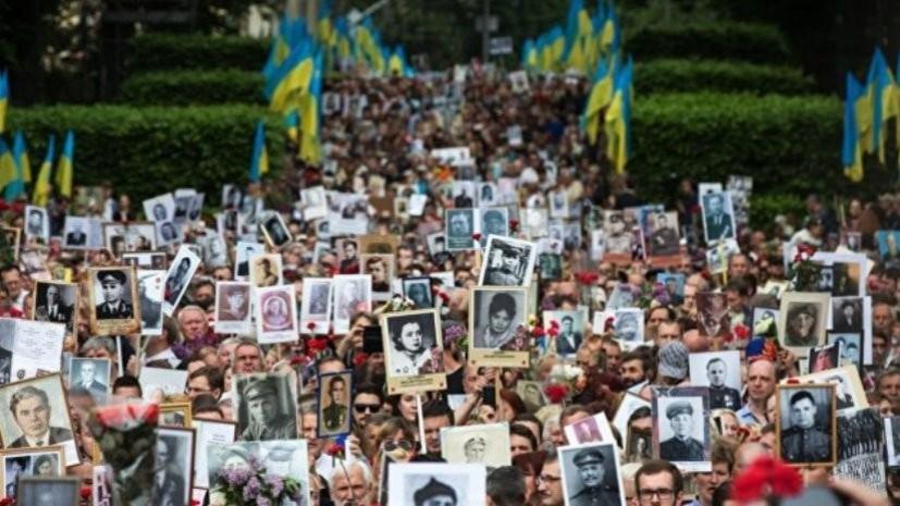 В Киеве в акции «Бессмертный полк» примут участие 5 тысяч человек