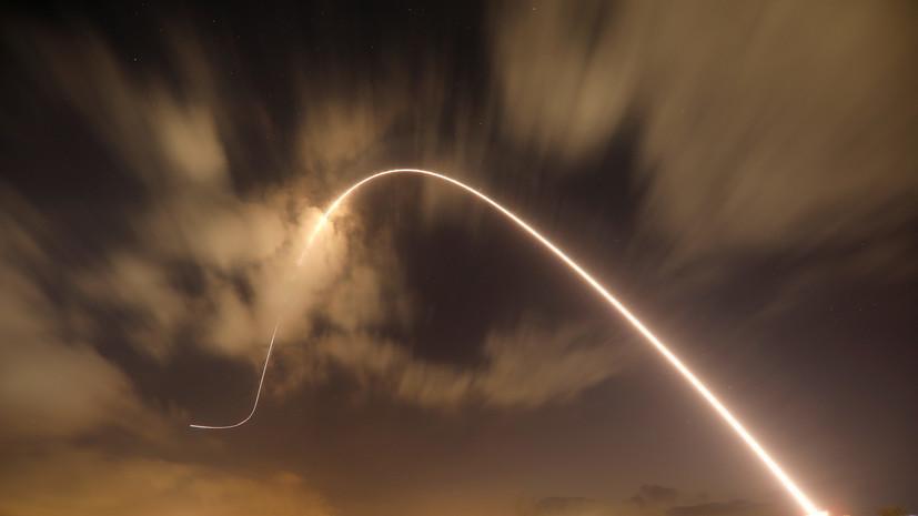 Израильские военные засекли пуск ракеты из сектора Газа