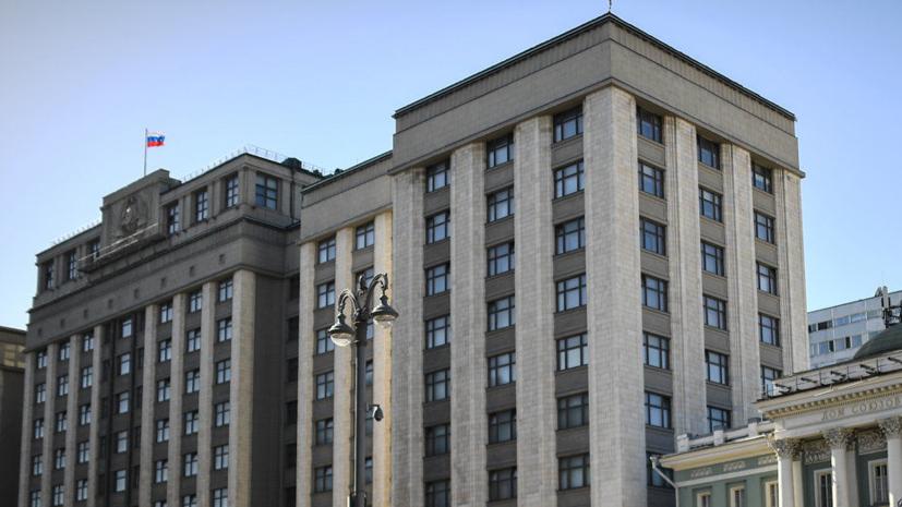 В Госдуме оценили заявление ДНР о флаге вермахта на позиции силовиков