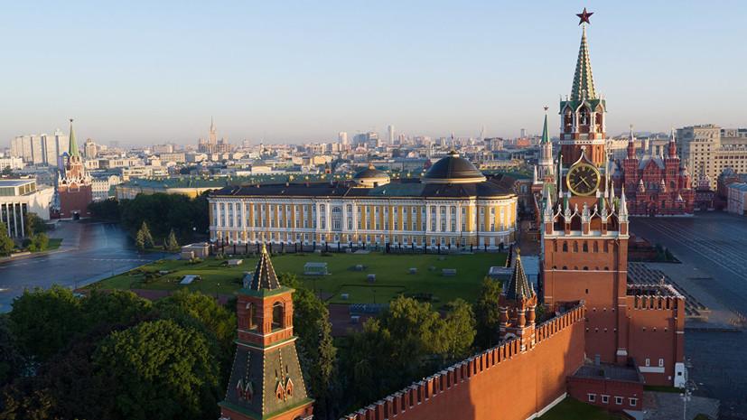 В Москве продлили «жёлтый» уровень погодной опасности на 5 мая