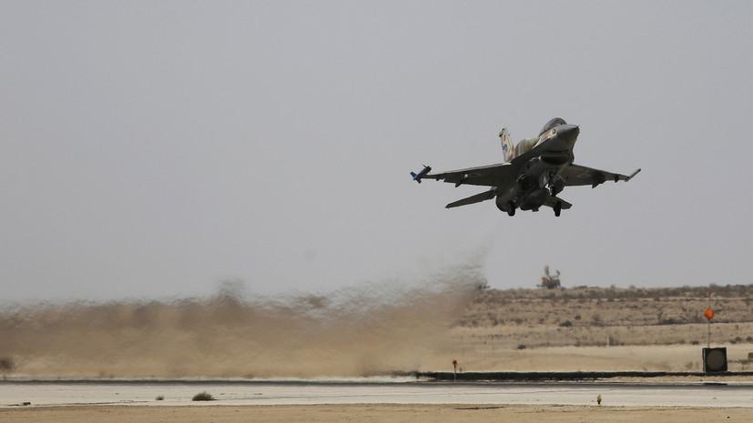 Израильские военные атаковали 70 целей в секторе Газа
