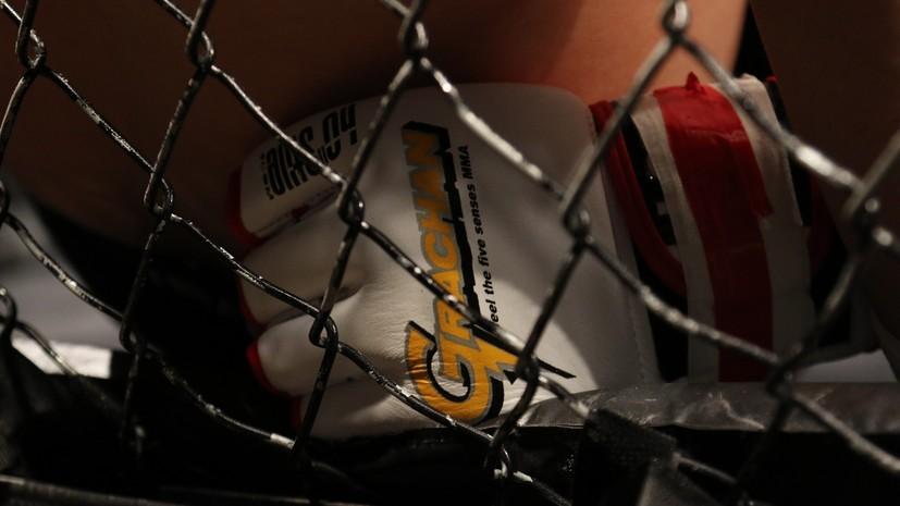 Российский боец Заяц сразится с бразильцем Силвой за титул чемпиона М-1 Global