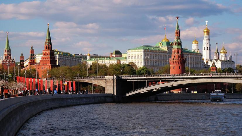 Синоптики прогнозируют июльскую жару в Москве 6 и 7 мая