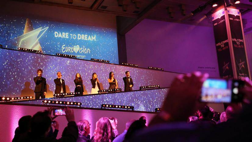 Первый полуфинал «Евровидения-2019»: текстовая трансляция