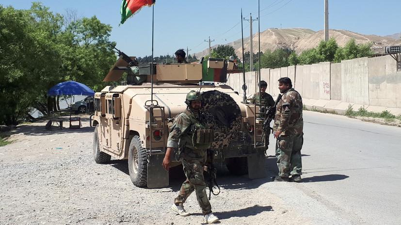 Жертвами атаки на управление полиции в Афганистане стали 13 человек