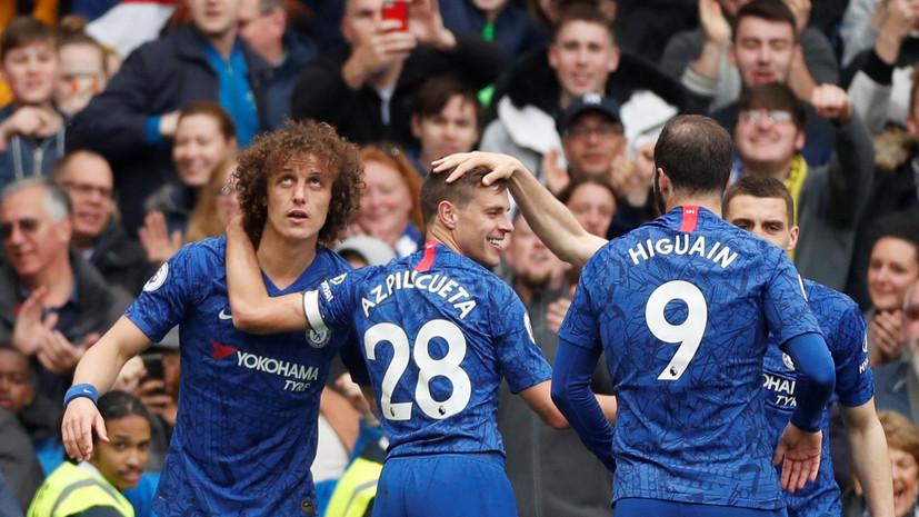 Заявка «Челси» на бронзу АПЛ, 7 голов за 36 минут и неудача Головина: события воскресенья в европейском футболе