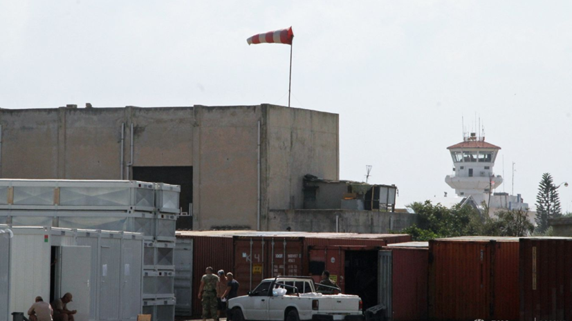 Боевики дважды за день обстреляли базу Хмеймим в Сирии