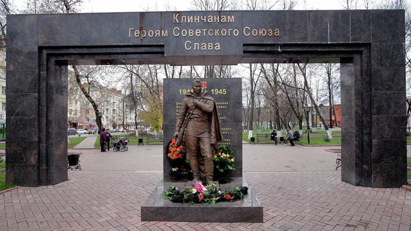 В Подмосковье привели в порядок более 500 памятников в преддверии 9 Мая