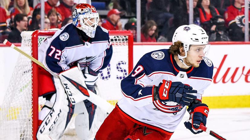 Курс на Флориду: где могут оказаться Бобровский и Панарин в следующем сезоне НХЛ