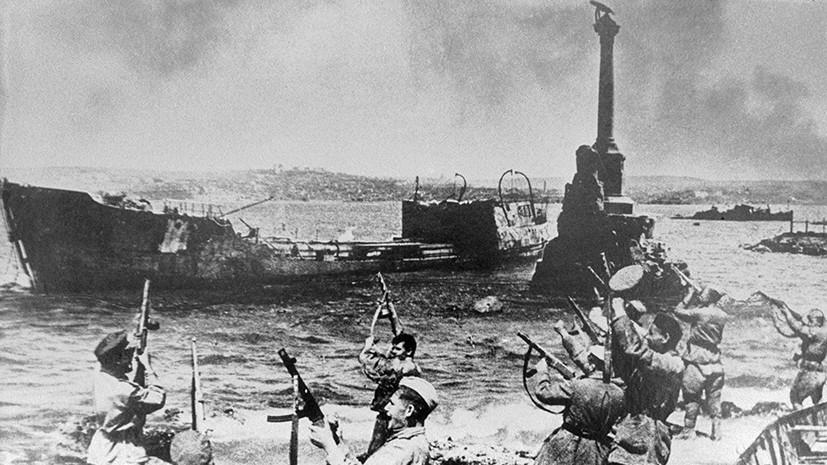 «Сражались за свою землю»: как советские войска освобождали Севастополь от фашистов