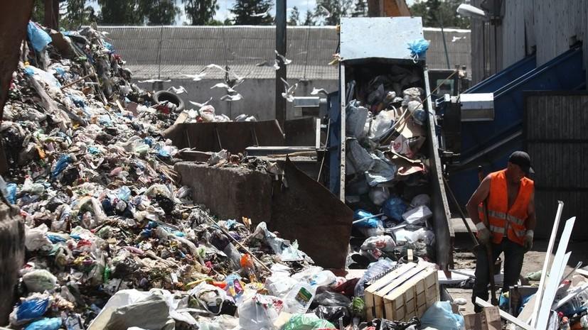 В РЭО рассказали о собираемости платежей за вывоз мусора