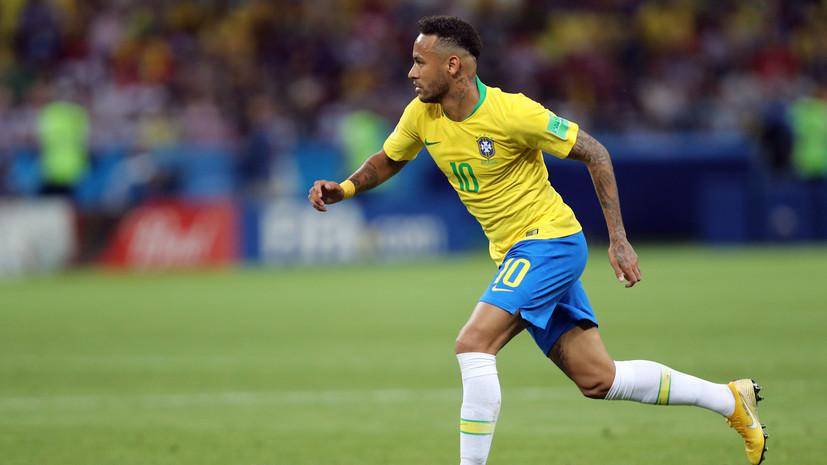 Зе Роберто считает, что Неймара нужно лишить капитанской повязки в сборной Бразилии