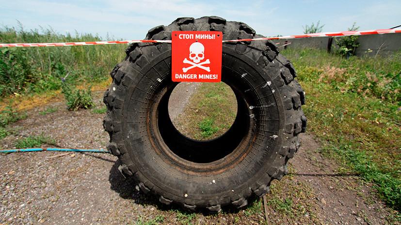 «Кто нам мешает?»: на Украине предложили установить вдоль границы с Россией ядерные мины