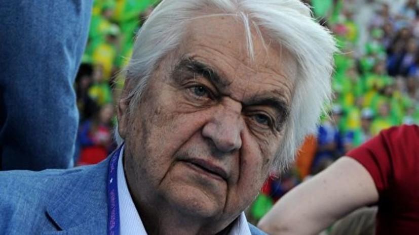 Дунаевский назвал Крылатова потрясающим человеком