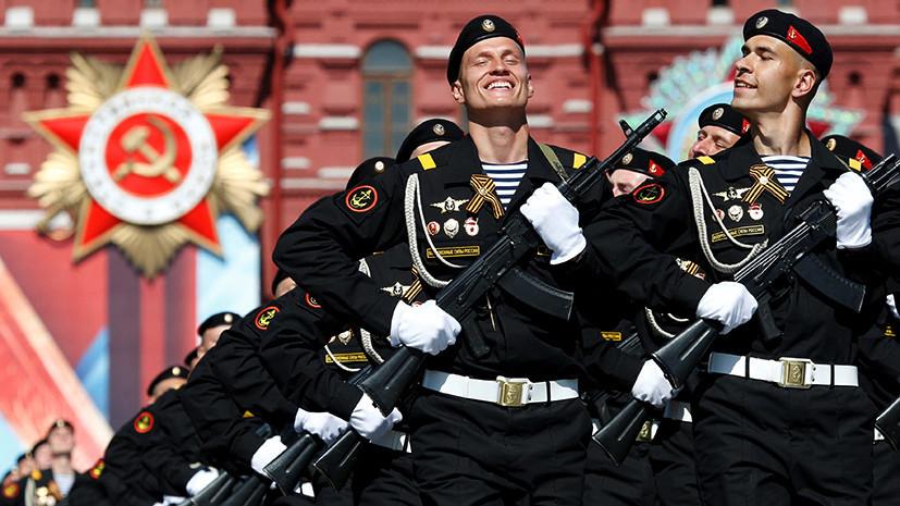 «Вызывает чувство гордости за нашу армию»: как формировалась традиция парада Победы