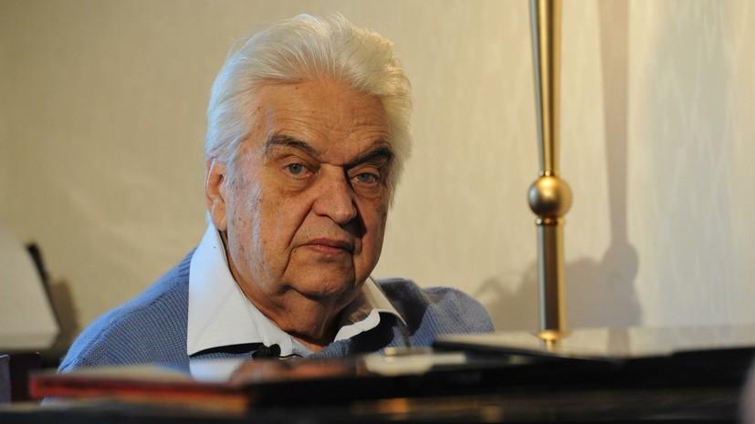 Путин выразил соболезнования в связи со смертью композитора Крылатова